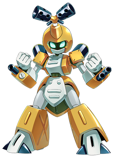 (Updated)C21 X Medabots collab Chara01_ss